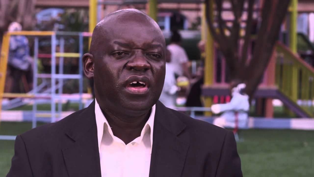 Nairobi Hospital CEO Gordon Otieno Odundo during a past interview