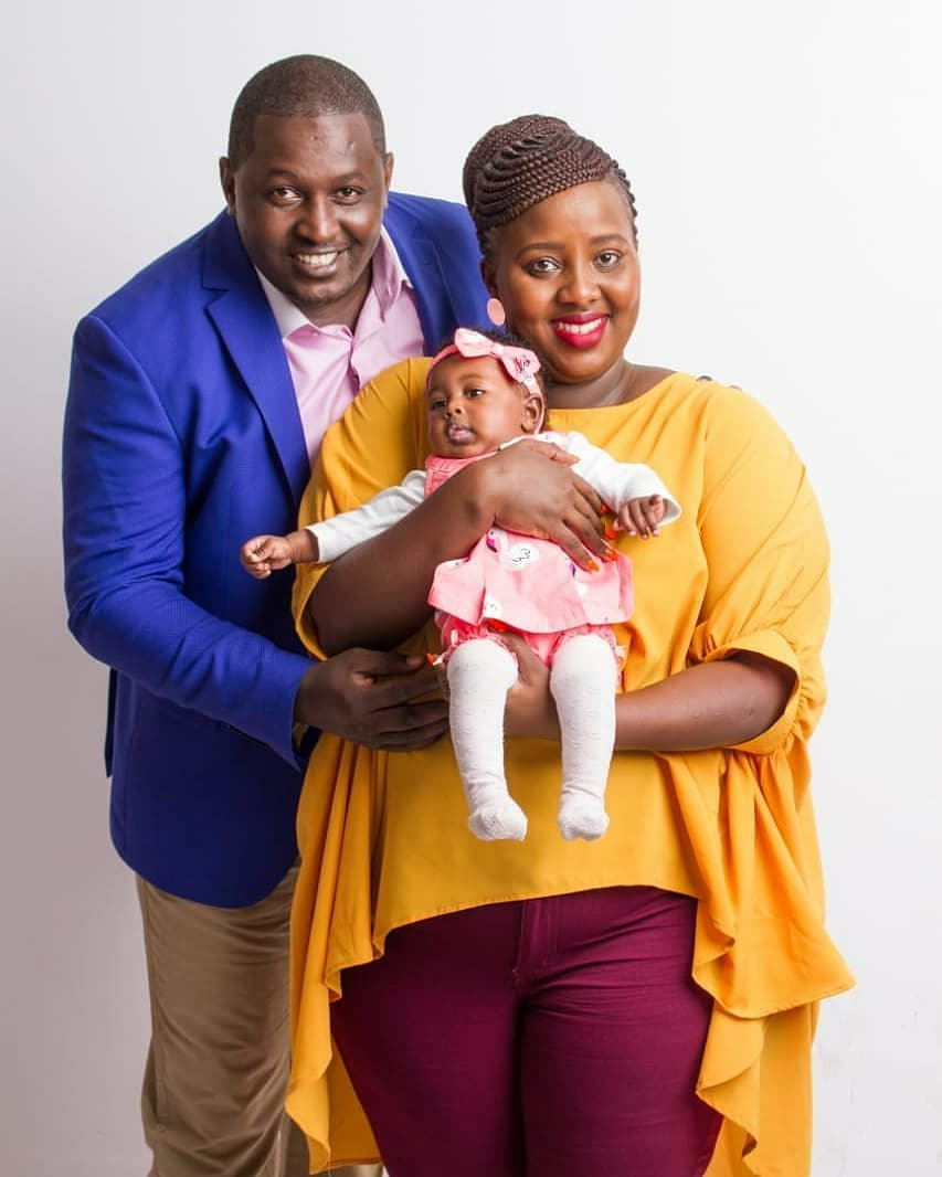 Terence creative. Kenyan celebrities whose kids have unique names