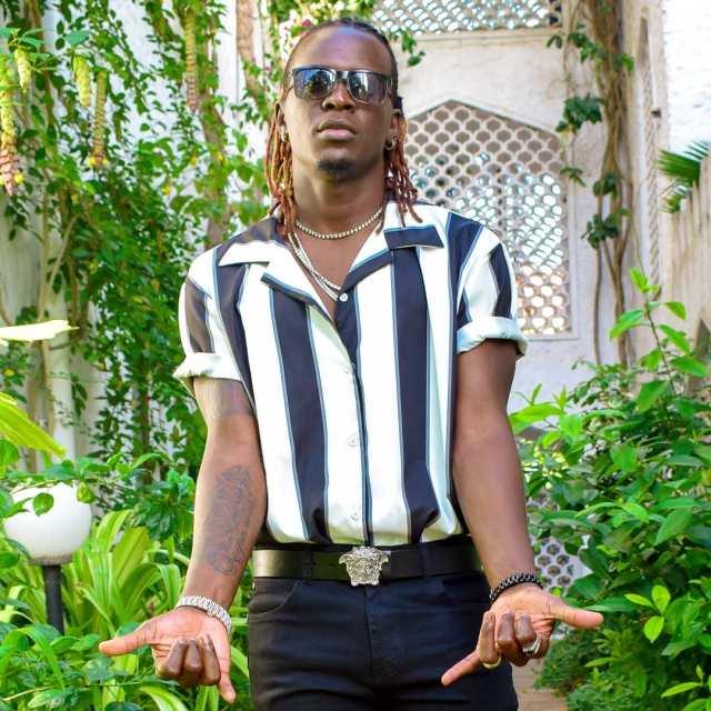 Willy Paul. 9 Kenyan celebrities followed by Diamond Platnumz on Instagram