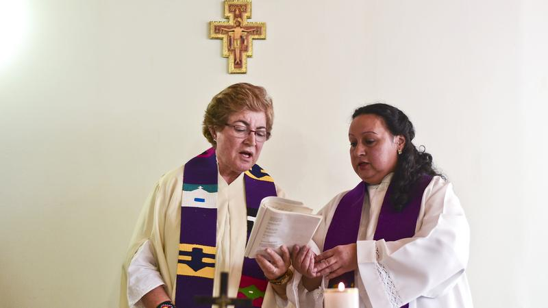 COLOMBIA-CATHOLICS-WOMEN-PRIEST-ALVAREZ