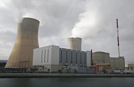 Nuclear Power in Belgium