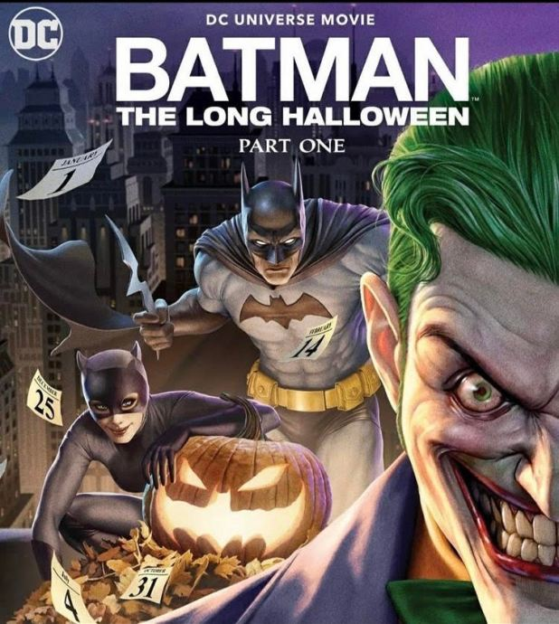 Batman; The long Halloween
