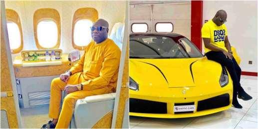 EFCC arrests Mompha, popular Dubai based Nigerian who flaunts his ...