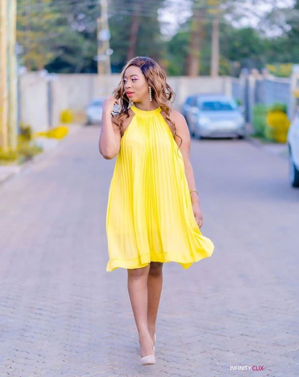 It was the worst time of my life – Diana Marua on life after giving birth to Heaven