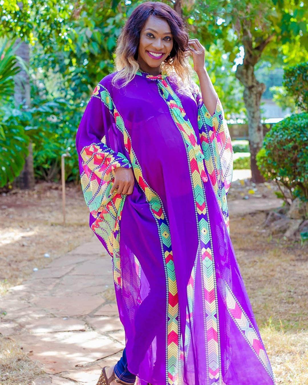 Mother-in-Law actress Tina welcomes Baby Number 2 (Photo)