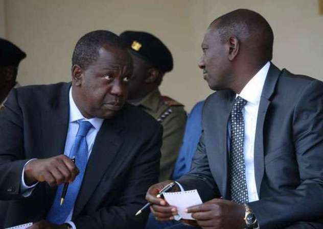 Interior CS Fred Matiang'i cancels event to avoid clashing with DP ...