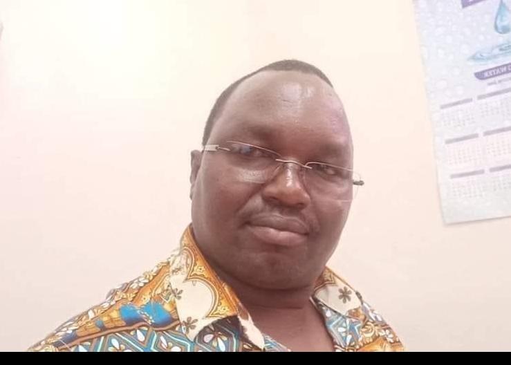 Baringo Woman Rep's husband Isaac Cherogony