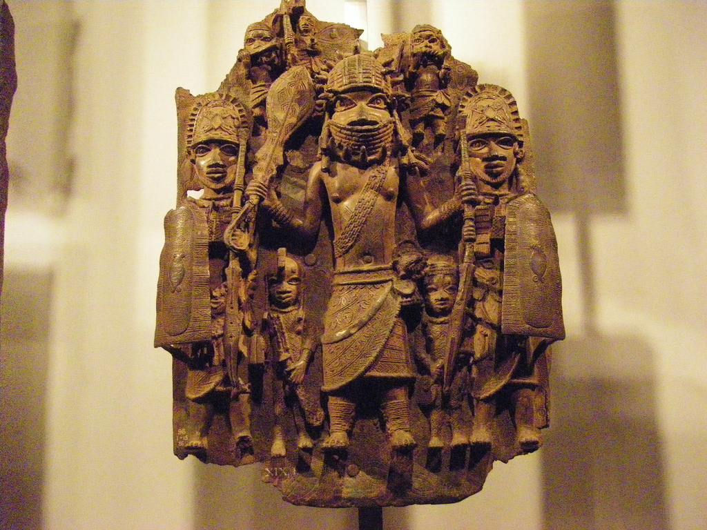 Benin Plaques at the British Museum in London, England (Flickr/Andy Hammond)
