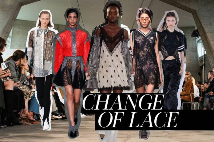 Chance of Lace [Credit: Vogue]