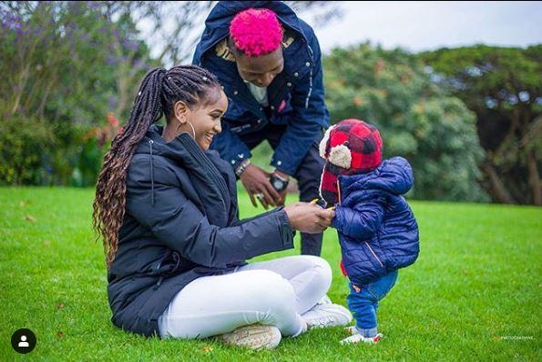 Mr Seed. Kenyan celebrities whose kids have unique names