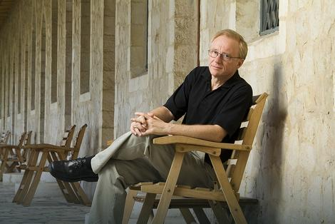 David Grosman, veliki izraelski pisac gost Beograda