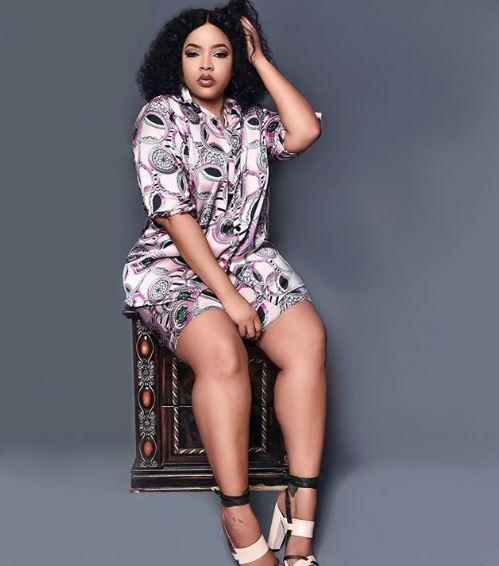 VJ Penny. 15 East African celebrities Diamond Platnumz has dated (Photos)