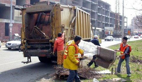 Image result for radnici čistoće
