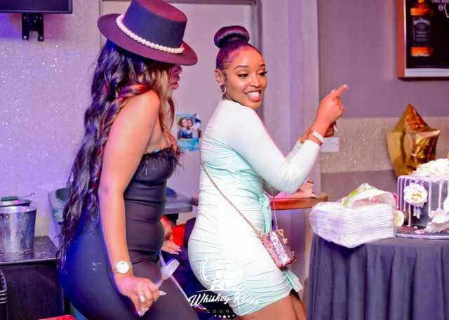 Is singer Brown Mauzo dating socialite Amber Ray? (Photos)
