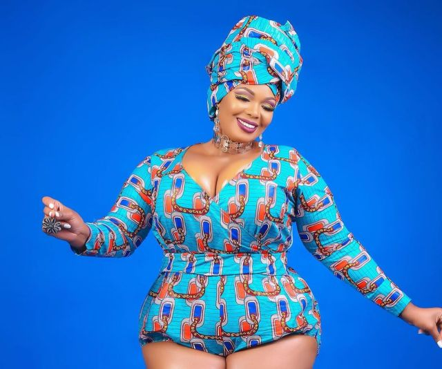 Celebrities lecture Huddah Monroe over mean comments on plus size women