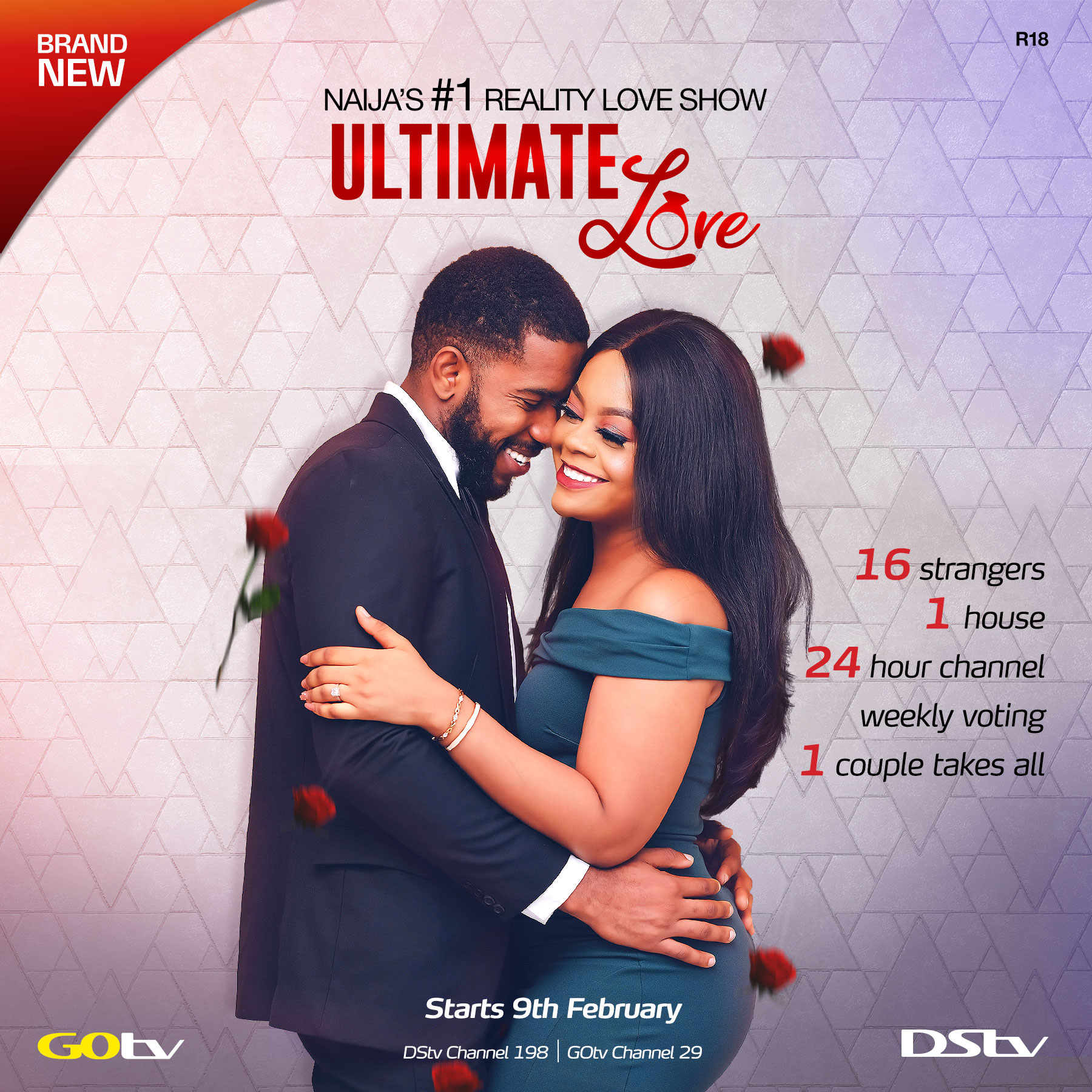 #covid19: Reality Tv Show Ultimate Love To End A Week Earlier–organiser