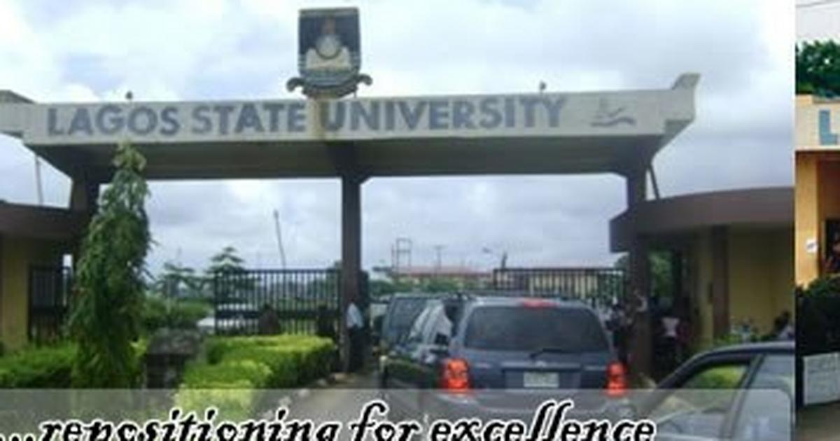 Academic Staff Union Universities Lagos State University Asuu Lasu Chapter
