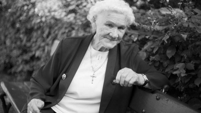Kazimiera Mika nie żyje. Była bohaterką słynnego zdjęcia z czasów II wojny światowej