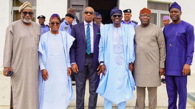 Why we established Amotekun–South West governors