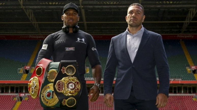 The World Heavyweight Title Fight Between Briton Anthony Joshua And Ibf's Mandatory Challenger Kubrat Pulev Of Bulgaria Originally Scheduled For June 20 Has Been Postponed, Promoters Matchroom Boxi