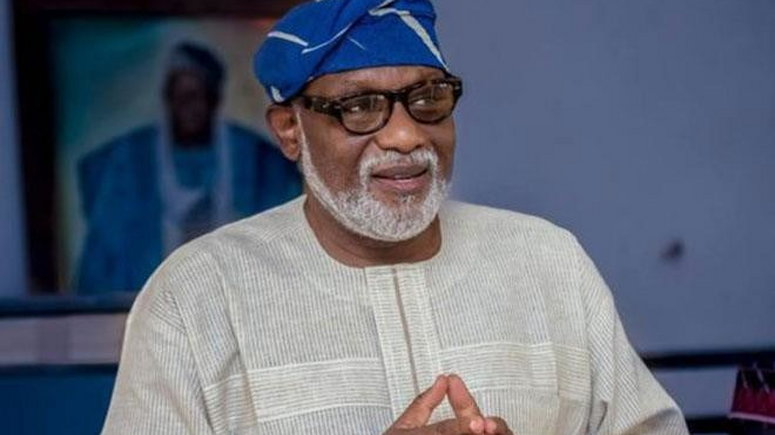 Gov. Oluwarotimi Akeredolu Of Ondo State Has Allayed The Fears Of Residents Over A Confrmed Covid 19 Case In The State And Has Enjoined Them To Abide By The Laid Down Precautionary Measures. The Nig