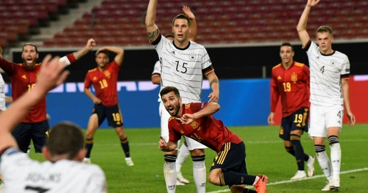 Spain scored a stoppage-time equaliser through Jose Luis Gaya to rescue a 1-1 draw away to Germany on Thursday in their Nations League opener. It was the first in series of international matches played after almost 10 months due to the COVID-19 pandemic. Local-born Timo Werner struck six minutes after halftime, threading a low shot […]