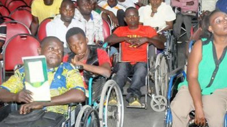 Persons Disabilities Pwds Nigeria