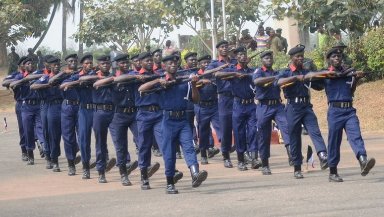 The Nigeria Security And Civil Defence Corps (nscdc) Has Cautioned Gas Dealers Against Situating Their Plants In Residential Areas. The Commander Area C, Kafanchan, Efere Joseph, Gave The Warning O