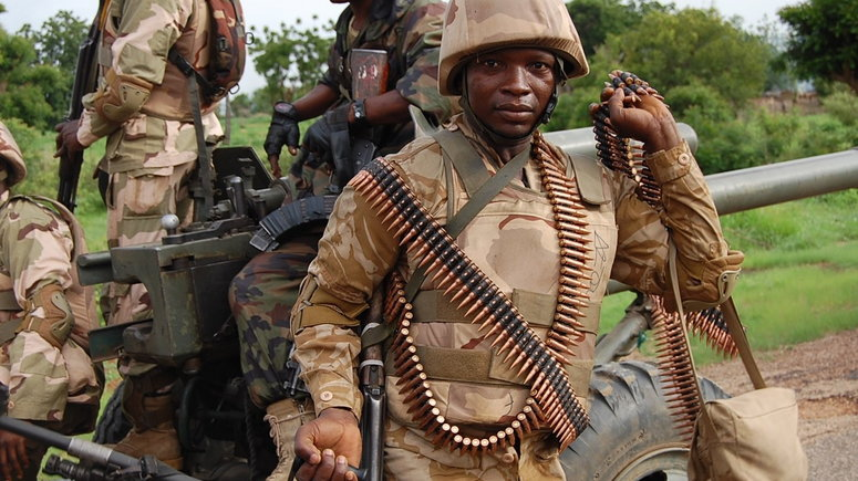 The Air Task Force Of Operation Lafiya Dole (opld) And Artillery Batteries Of Sector 3 Of The Multi National Joint Task Force (mnjtf) Have Destroyed An Islamic State Of West Africa Province (iswap) C