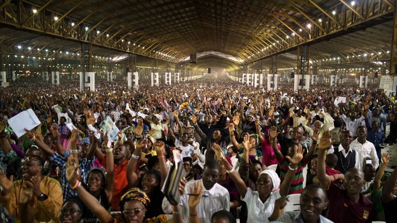 Redeemed Christians Church Rccg