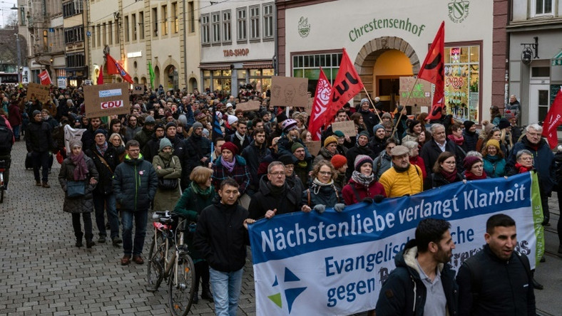 """Germany's Far Right Alternative For Germany (afd) Party Proposed On Thursday The Country Should Replace Banished Eastern European Migrant Workers With Idle Students For This Year's Spring Harvest. """"students In Year 10 Or Above And In University Are Best Equipped To Help Out In Agricul"""