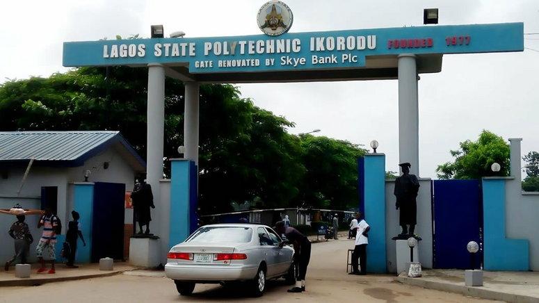 Lagos State Polytechnics Laspotech Ikorodu Lagos State
