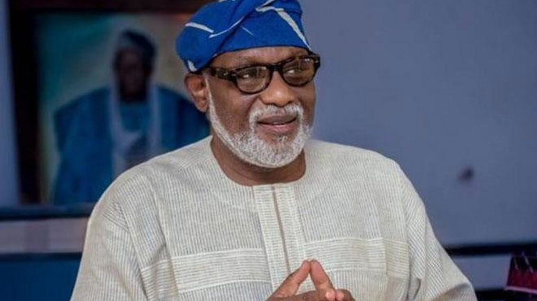 Gov. Oluwarotimi Akeredolu Of Ondo State, Has Constituted A Committee For  Coronavirus Response Fund To Mobilise Resources To Combat The Covid 19 Pandemic In The State. Nigeria News Agency Reports