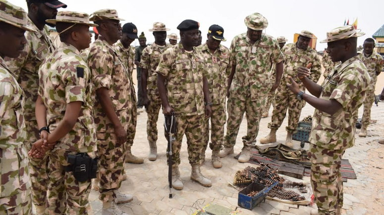 The Nigerian Army Troops Of Operation Lafiya Dole, Have Neutralised Two Terrorists And Wounded Many In An Operation At Wurge Axis Of Borno, The Defence Headquarters Has Disclosed. The Acting Directo