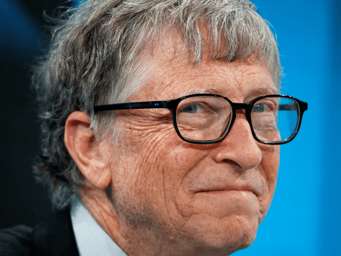 Life Can Only Fully Return To Normal Once A Vaccine To Combat The New Coronavirus Is Available Globally, According To Microsoft Co Founder And Philanthropist Bill Gates. A Vaccine Against The Viru