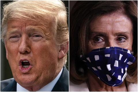 """Nancy Pelosi, speaker of the United States House of Representatives, announced a mandatory mask policy on Wednesday that requires all members and staff to wear face coverings in the chamber. """"Members and staff will be required to wear masks in the halls of the House,"""" Pelosi said during remarks on the House floor, adding that […]"""