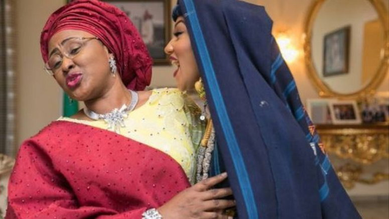 """Wife Of The President Aisha Buhari Has Felicitated With Nigerians Especially Christian Faithful As They Celebrate This Year's Easter. Mrs Buhari Gave Her Congratulatory Message Through Her Social Media Handle On Friday In Abuja. """" As We Celebrate Good Friday And Easter, I Am Extending My Be"""