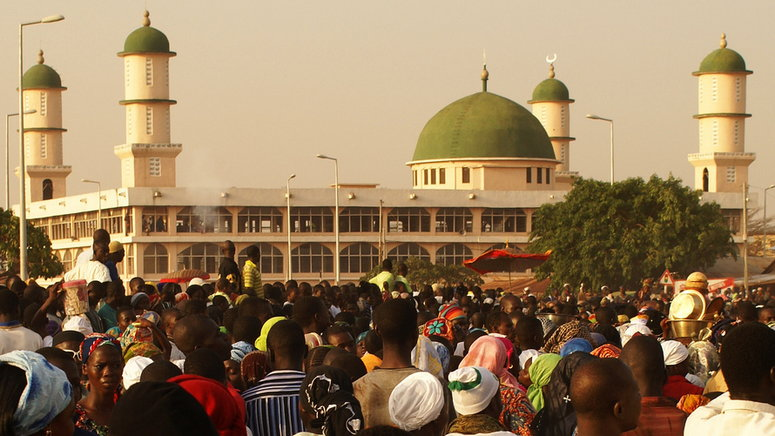 Muslims in Enugu seek divine intervention against COVID-19