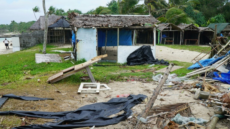 Cyclone Harold On Wednesday Lashed The Pacific Island State Of Fiji, Just Days After It Ripped Through Vanuatu. According To Meteorological And Disaster Authorities, The Category 4 Tropical Cyclone