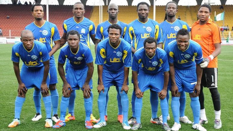 Warri Wolves Football Club