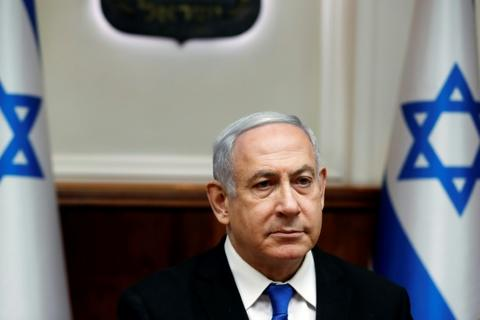 Israel's Two Leading Parties Inched Closer To Forming A Long Awaited Unity Government on Monday, Stepping up Negotiations In A Bid To Sign A Coalition Agreement Ahead Of The One Week Jewish