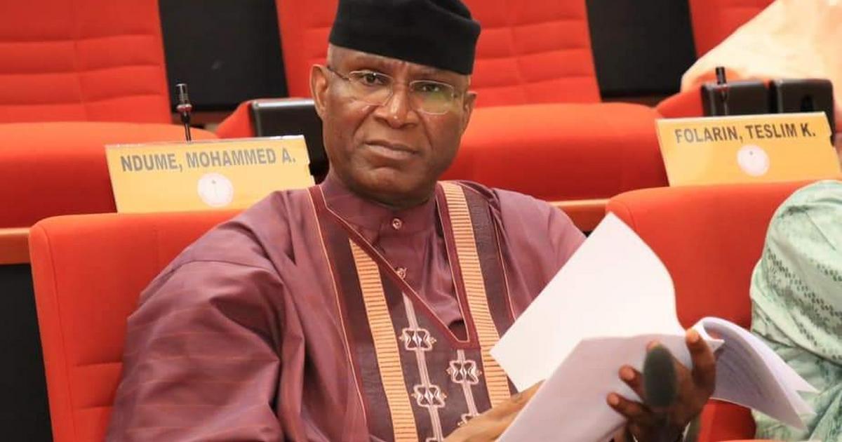 Senate Or National Electoral Offences Commission Or Abubakar Kyari Borno