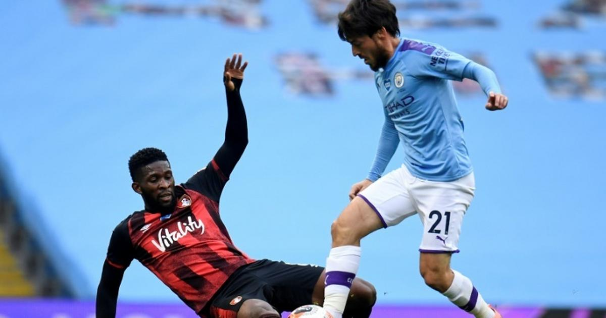 David Silva and Gabriel Jesus scored first-half goals as Manchester City claimed a 2-1 victory over relegation-threatened Bournemouth at the Etihad Stadium in the Premier League on Wednesday. Second-placed City broke the deadlock inside six minutes with a Silva free kick from the edge of the box. Bournemouth went close to an equaliser from a […]