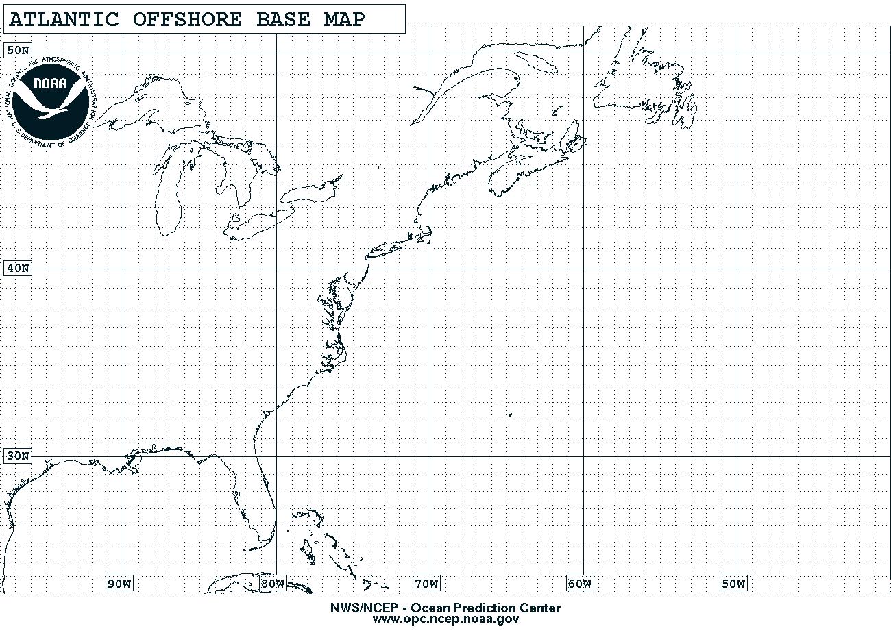 Atlantic Base Maps