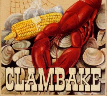clambake poster