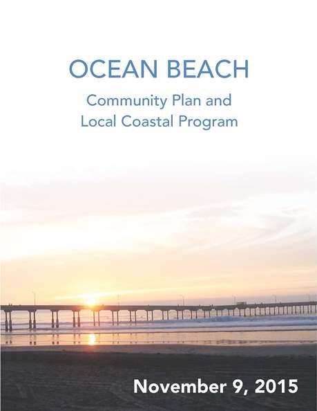 OB Community Plan Cover