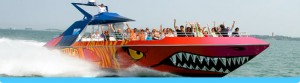 Some boats can be scarier than others!