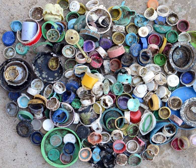 Donations remove ocean plastic from the Ocean.