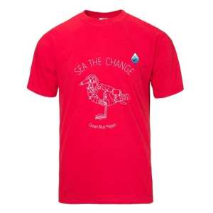 Save-the-birds-t-shirt-red
