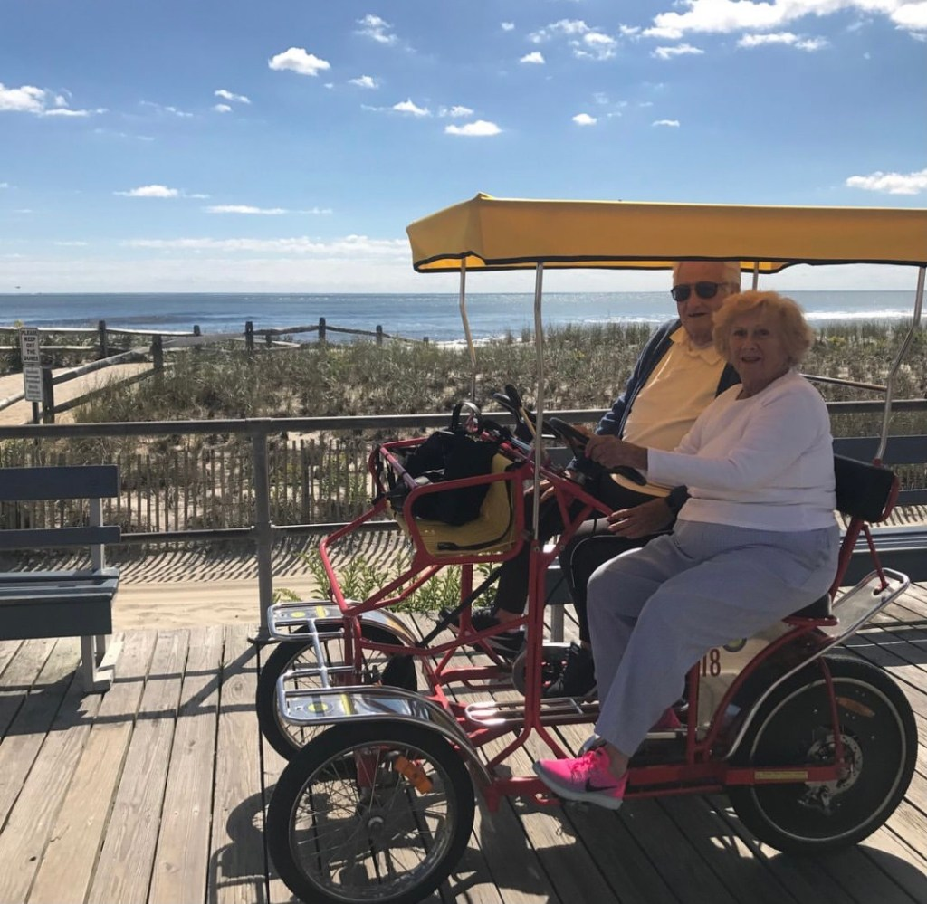 bike rental ocean city boardwalk photo gallery